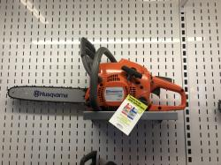 01) Husqvarna 120 Chainsaw