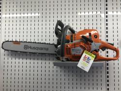 12) Husqvarna 562XP Chainsaw