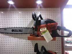 15A) Oleo Mac GSH560 Chainsaw
