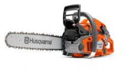 10) Husqvarna 550XP Chainsaw