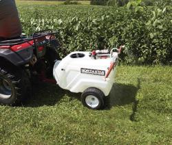 50) NorthStar 117lt Tow Behind Sprayer